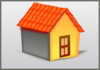 House Tiled Roof Clip Art