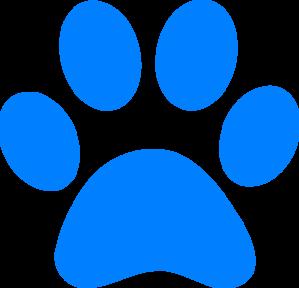 paw print clip art at clker com vector clip art online royalty rh clker com vector paw print clip art free panther paw print clip art free