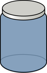 Red Jar Clip Art