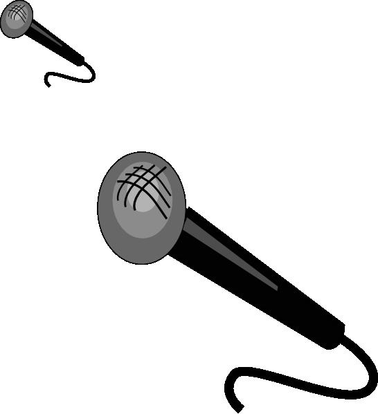 Microphone Clip Art at Clker.com - vector clip art online ...