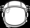astronaut helmet clip art - photo #23