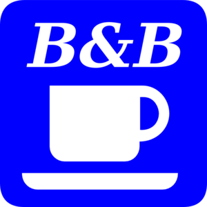 B&b Blu Definitivo Clip Art