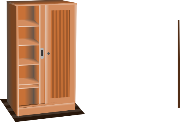 Office Furniture Cabinet Png
