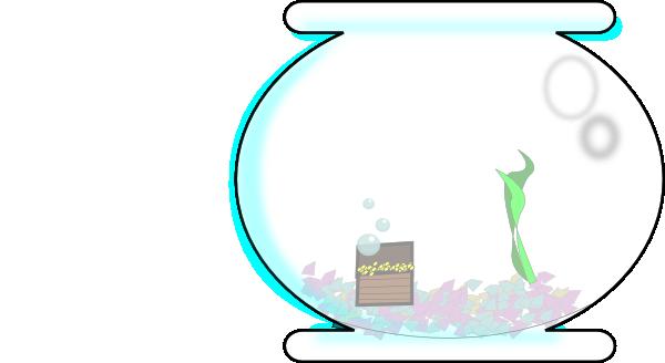 Clip Art Fish Bowl. Fish Bowl clip art