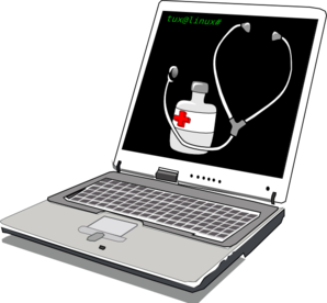 Digital Health Clip Art