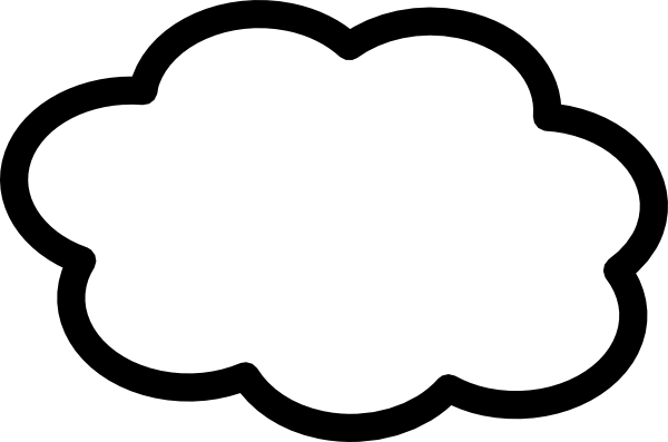 Better Cloud Clip Art at Clker.com - vector clip art online, royalty ...