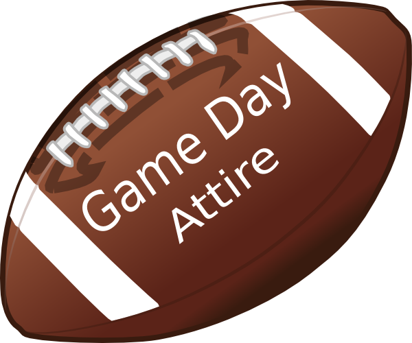 American Football Invitation clip artAmerican Football Clipart