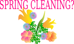 spring cleaning clip art at clker com vector clip art online rh clker com spring clean up clipart free spring clean up clipart