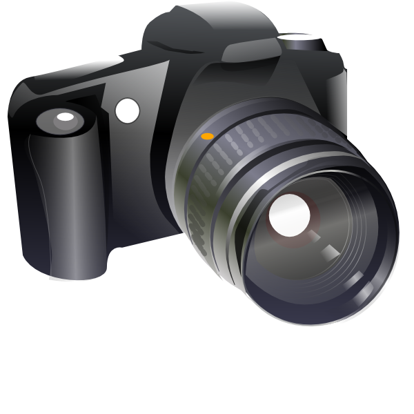 free clipart slr camera - photo #16