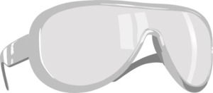 Gray Sunglasses Clip Art