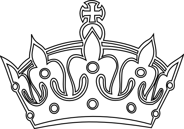 Transparent Background Keep Calm Crown Clip Art at Clker ...