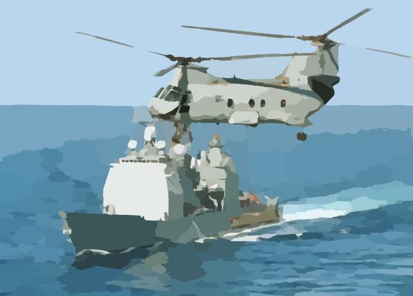 replenishment at sea clip art at clker com