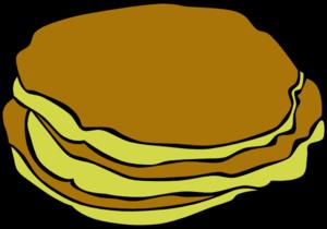 pancakes clip art at clker com vector clip art online royalty rh clker com pancake clip art banners free pancake clip art free