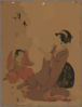A Modern Allegory Of The Chinese Sage Zhang Guo Lao (chōkaro). Clip Art