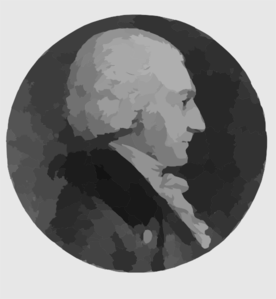[nathan Read, Head-and-shoulders Portrait, Left Profile] Clip Art