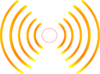 Radio Waves (hpg) Clip Art