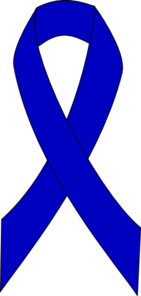 General Cancer Ribbon Clip Art