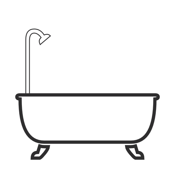 Shower Clip Art at Clker.com - vector clip art online, royalty ...