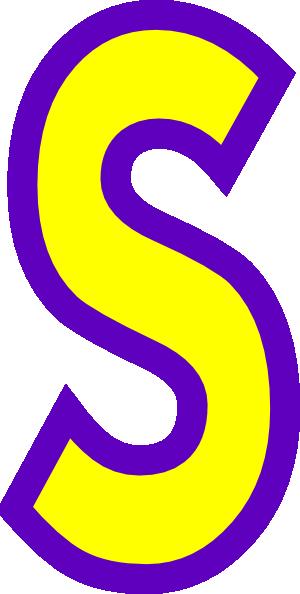 Letter S Clip Art Altin Northeastfitness Co