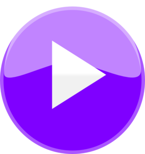 Purple Play Button Clip Art