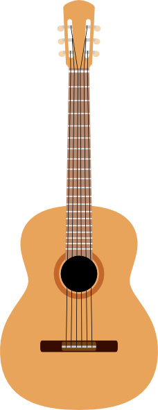 clip art guitar pictures - photo #35