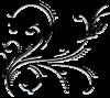 Butterfly Scroll Clip Art