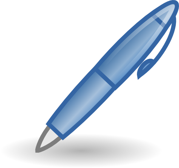 Style Pen Clip Art at Clker.com - vector clip art online ...