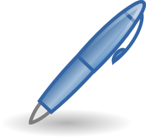 style pen clip art at clker com vector clip art online royalty rh clker com pen clipart panda pen clip art free