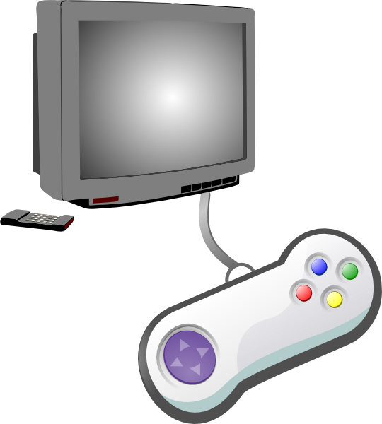 free clipart video games - photo #11