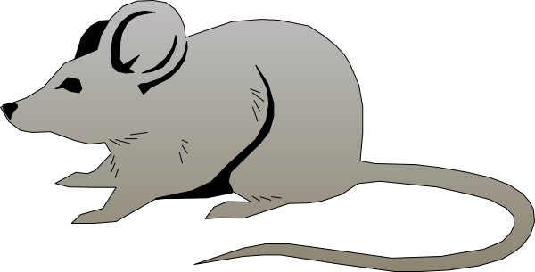 Lab Mouse Clip Art Mouse clip art - vector clip