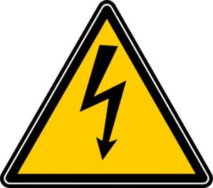 Danger Sign Clip Art