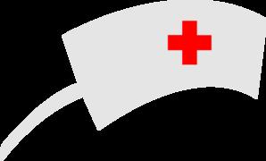totetude nurse hat clip art at clker com vector clip art online rh clker com nurse cap clip art nurse cap clip art free