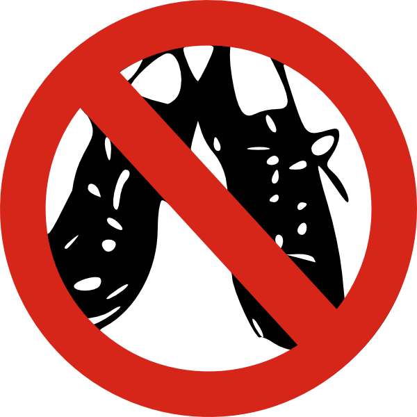 photo about Please Remove Your Shoes Sign Printable Free identified as No Sneakers Permitted Clip Artwork at - vector clip artwork