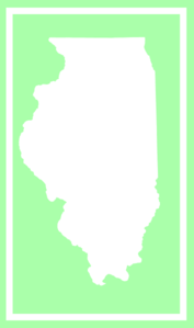 Green Illinois Clip Art