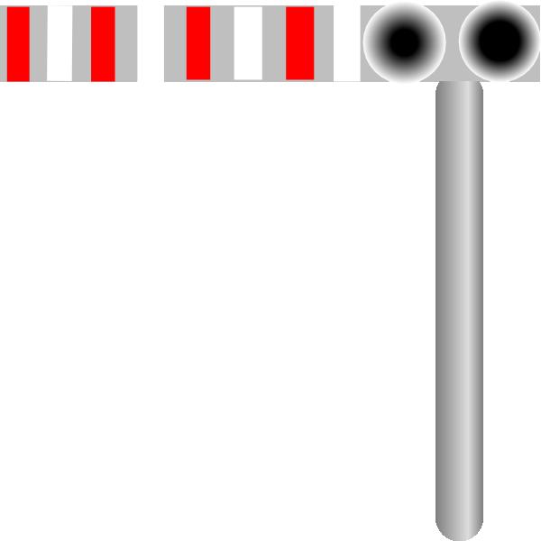 train signal clip art at clker com vector clip art online royalty