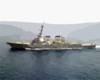 Uss John Paul Jones (ddg 53) Underway Clip Art