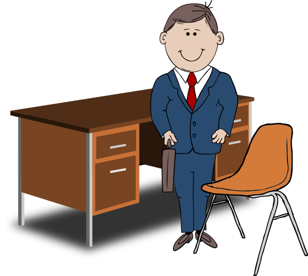 Image result for Manager Cartoon