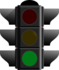 Traffic Lights Green Clip Art
