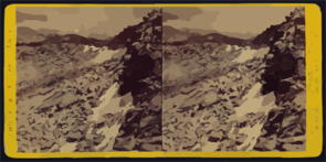 Mt. Clark, And The Sierra Nevada Mountains, From Buena Vista Peak Clip Art