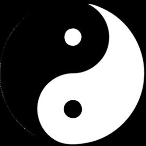 yin yang clip art at clker com vector clip art online royalty rh clker com  ying yang clip art free