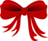 Red Bow Clip Art