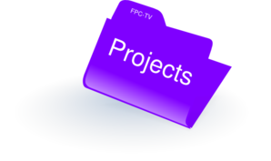 Project Folder Clip Art
