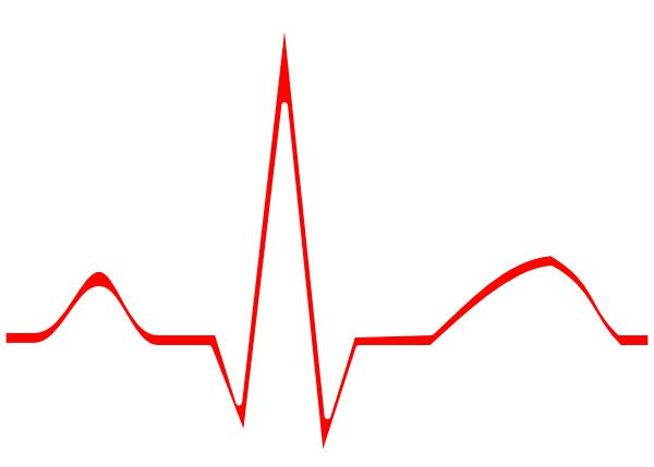 Medical Pulse Clip Art at Clker.com - vector clip art online, royalty ...
