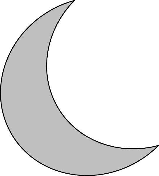 Free Clip Art Moon Phases