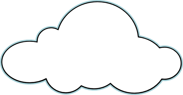clouds clip art at clker com vector clip art online royalty free rh clker com clip art clouds with sun rays clipart clouds black and white