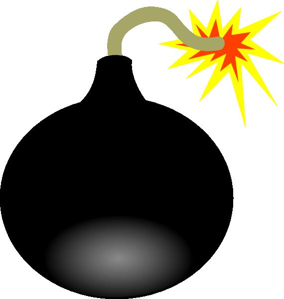 Clipart Bombe bomb clip art at clker - vector clip art online, royalty free