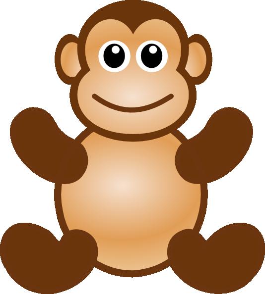 monkey toy clip art at clker com vector clip art online royalty rh clker com monkey clip art for kids monkey clip art printables