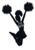 Cheer Leader Clip Art