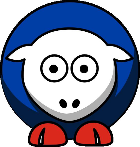 sheep toronto blue jays colors clip art at clker com vector clip rh clker com