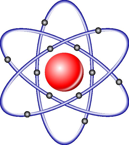 Atom Nucleus Electrons clip artNucleus Clipart